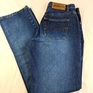 Express Blues Boot Cut Jeans.